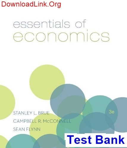 How to download the test bank for Essentials of Economics