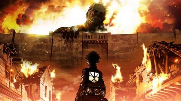 Why Is Shingeki No Kyojin Attack On Titan So Popular Quora