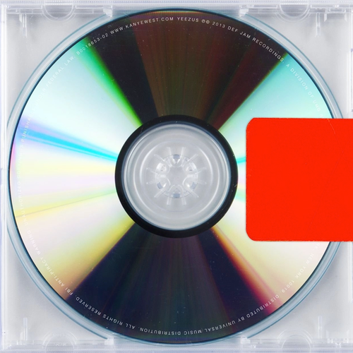 Yeezus Cd What's the ...