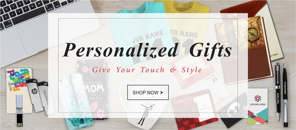 What are some personalized gift websites? - Quora