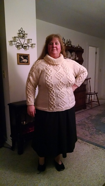 bd0c61c07 ... Knitting Patterns by Barbara Walker. It s more or less a stitch  dictionary. But using what I found in that allowed me to make these two  sweaters using ...