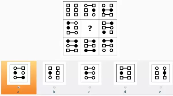What are the solutions for these inductive reasoning questions (in ...