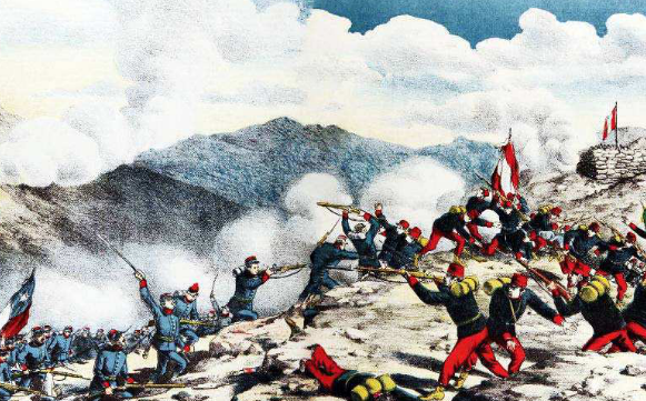 a history of perus independence Peru's independence movement causes leaders military campaigns simón bolívar and san martín met in guayaquil in mid-1822 to arrange the terms of a joint effort to complete the liberation of peru.