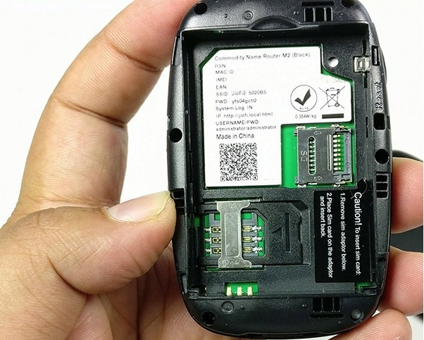 Does Reliance Jio WiFi device support other sim cards like