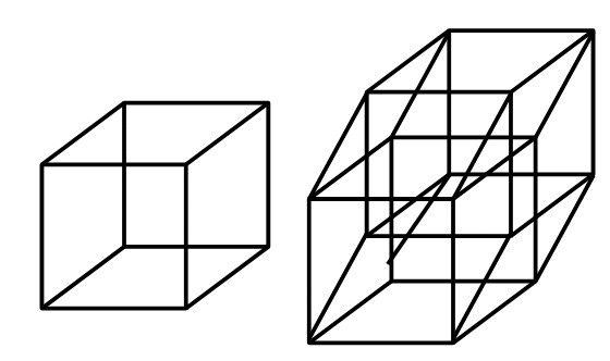 Can a 4D cube be drawn? - Quora