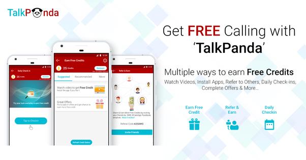 Free credit calling app apk | 12 Best Free International