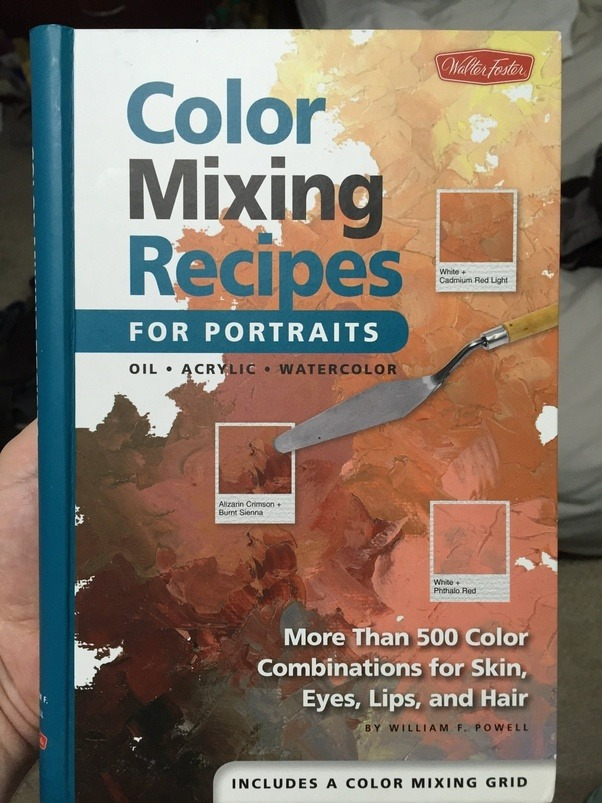 And here are two pages with the info you need: & How to mix human ebony skin tone in oil painting and how do I make ...