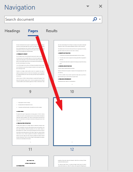How to delete extra pages in Microsoft Word - Quora