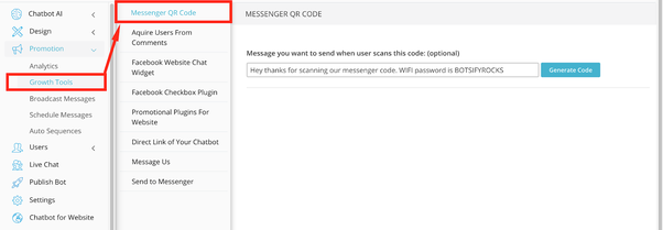 How to make a Facebook Messenger QR code - Quora