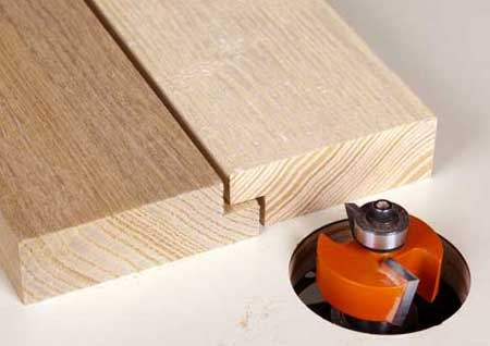Tonge And Groove From Tongue Joinery Por Woodworking Magazine