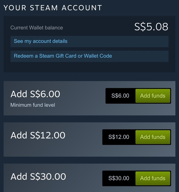 How To Convert A Steam Gift Card To Cash Quora