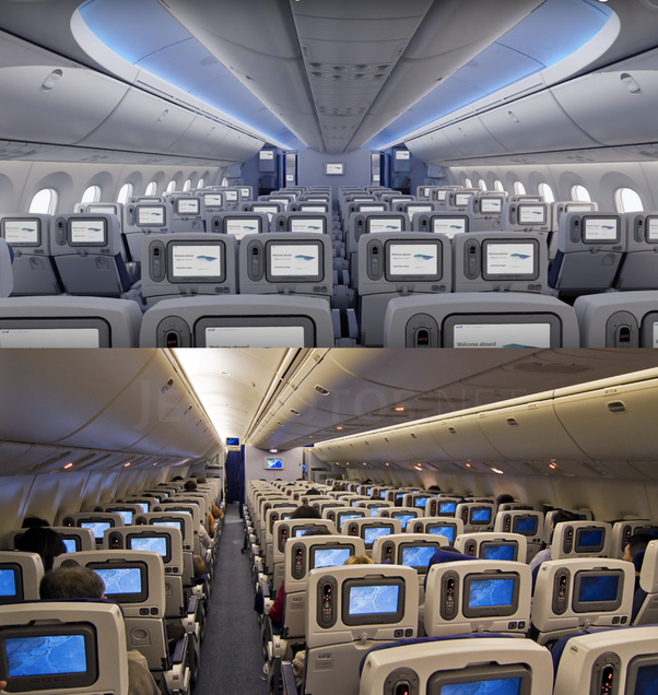 What makes the 787 Dreamliner so different than other Boeing ...