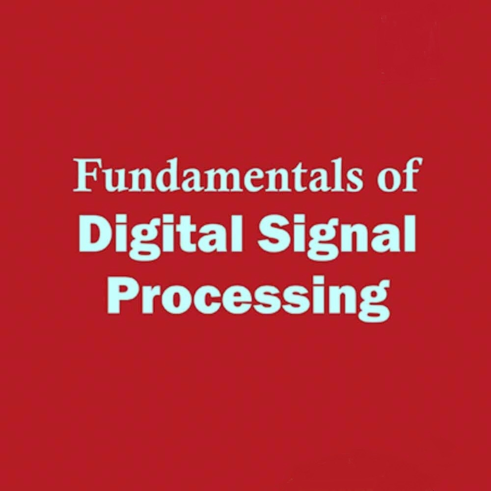 What are good Signal Processing online courses? - Quora