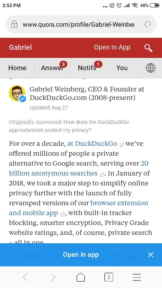 Why do people still prefer Google over DuckDuckGo? - Quora