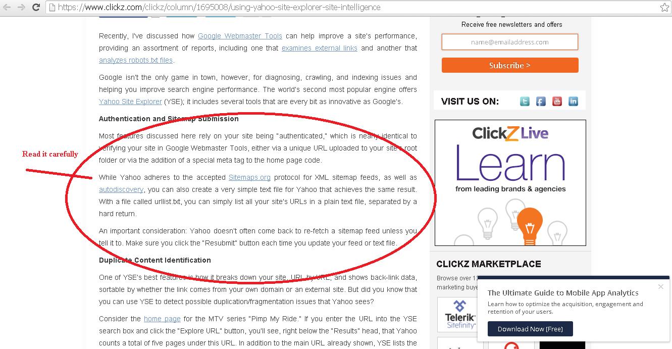 What is urllist txt in SEO? - Quora