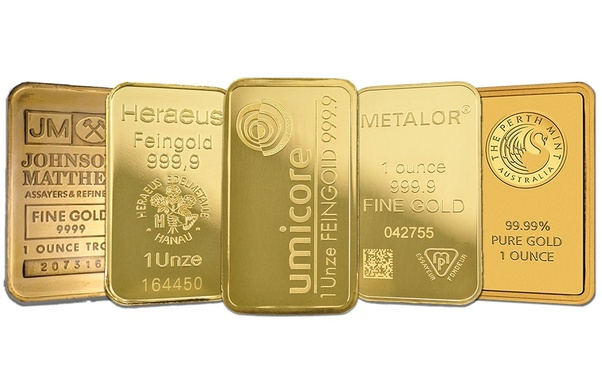 How Does One Legally Purchase Real Gold Bars