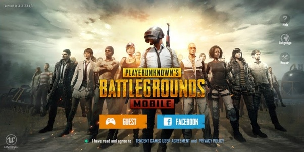 What differences did you observe in PUBG mobile and PUBG PC