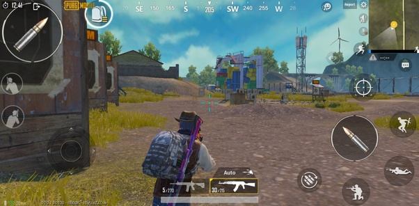What does aim down sight (ADS) refer in PUBG mobile? - Quora
