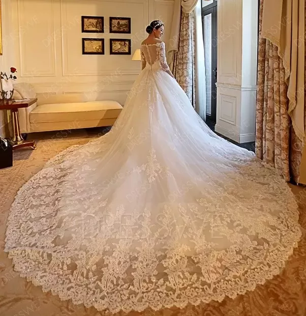 Will you rent the wedding dresses or buy? - Quora