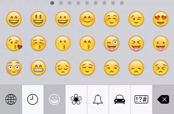 How To Find And Add The Poop Emoji In A Message In Ios 83 Quora