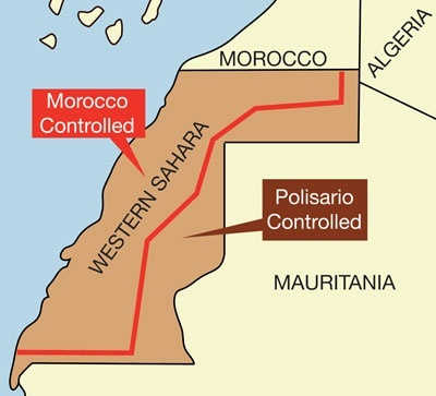 Why didnt Morocco conquer the entire Western Sahara Quora