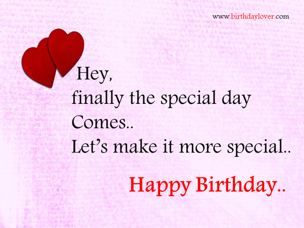 Here Are Some Best Happy Birthday Wishes