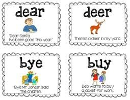 Homophones List With Meanings And Sentences Pdf