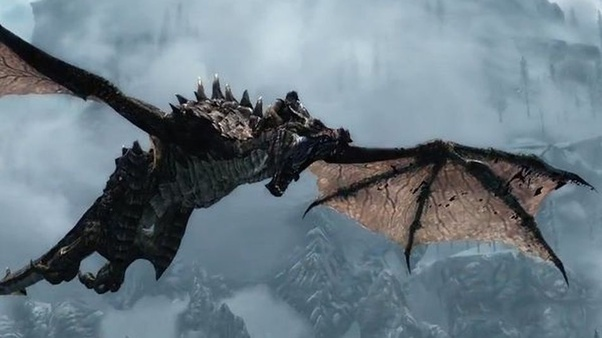 Can you fly in any Elder Scrolls game? - Quora