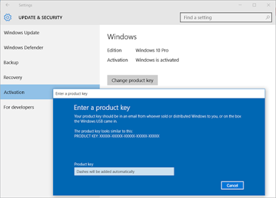 Will igi run on windows 10 quora activate your windows 10 pro then it cannot be installed by yourself through any software it needs to be activate by a license based product key which will ccuart Choice Image