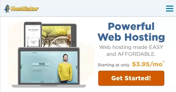 What Are The Best Black Friday Deals On Web Hosting Quora - Hostgator website templates