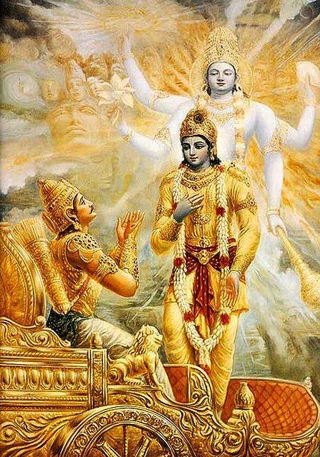 Arjuna, after Sri Krishna leaves earth | Gunjan Porwal