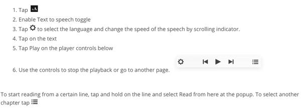 Speech pdf text to
