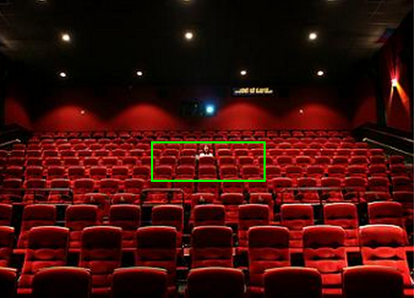 what are the best seats in a movie theater quora