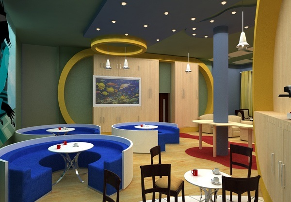Restaurant Interior Design Fees : What companies provide cost effective d interior design