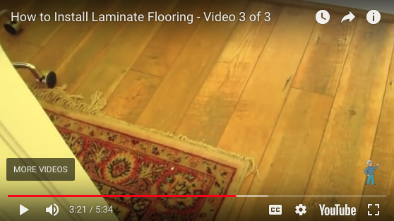 How To Install Laminate Flooring Quora