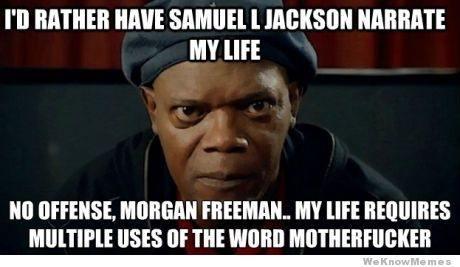 Sam Jackson Black Snake Moan Meme