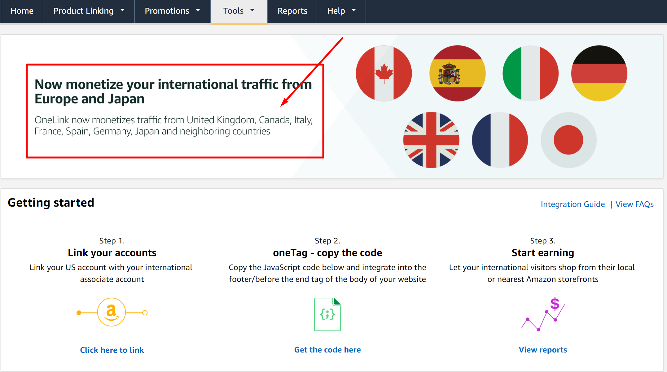 How to do affiliate marketing with a Canada Amazon affiliate