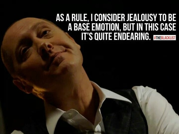 What are some of the quotes used by Raymond Reddington in ...