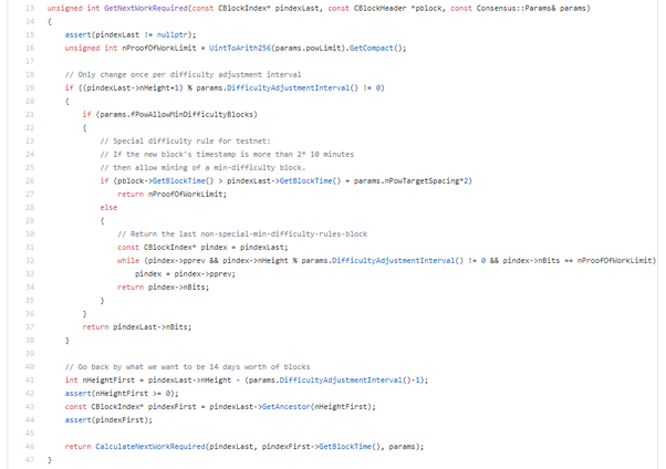 how to read bitcoin source code
