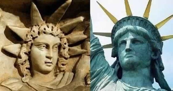 156fd5dc7 Is the Statue of Liberty a male or female? - Quora
