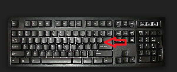 Where is this symbol '|' on my keyboard? - Quora