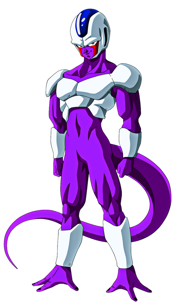 how was cooler able to achieve the golden form in dragon ball heroes