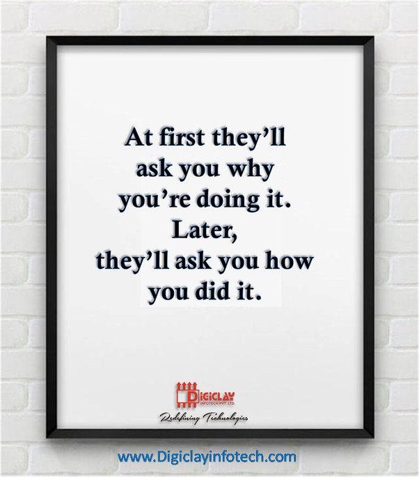 Best Motivational Quotes For Business: What Is The Best Inspirational/Motivational Business Quote
