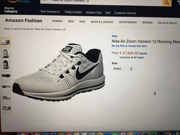 I bought Nike shoes from Amazon, and they are made in India. My friend says Nikes  made in India are not original. Is this true?