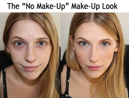 not attracted to girlfriend without makeup