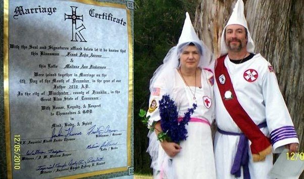 Dating in the ku klux klan. online dating etiquette first message sent by telegraph.