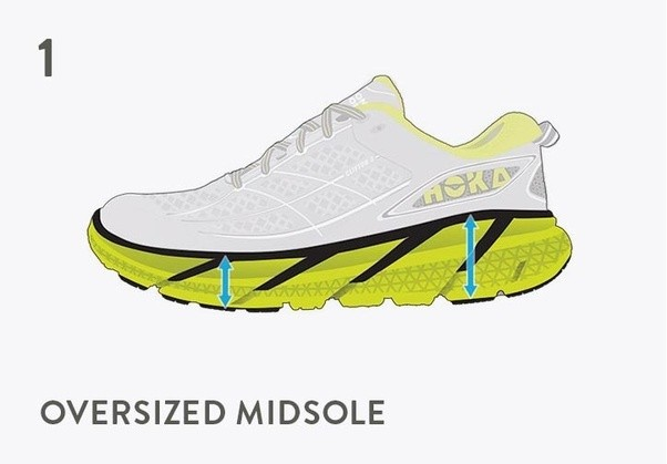 Men's & Women's Max Cushioned Running Shoes