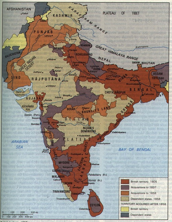 British India had provinces like United Provinces, North ... on map of india provinces, india and its states, india fertility rate by state, central british india provinces,
