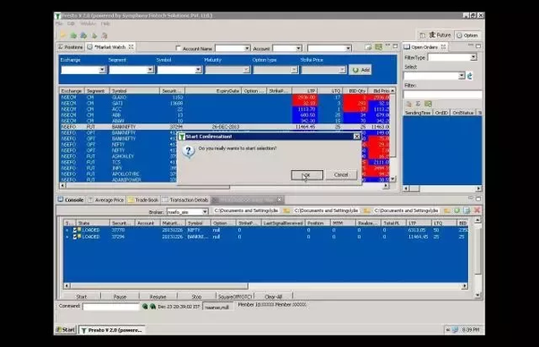 Auto Trading Software