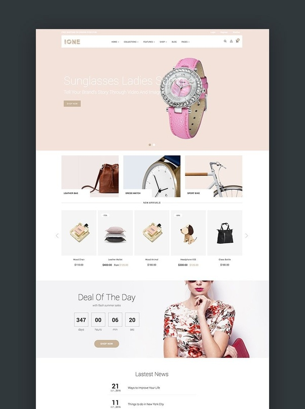 What are the top 20 Shopify themes? - Quora